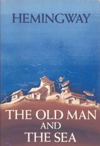 Book cover of 'The Old Man and the Sea'