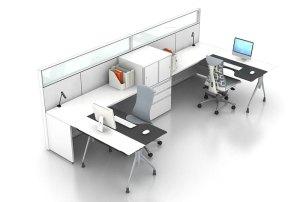 Envelop Desk setup